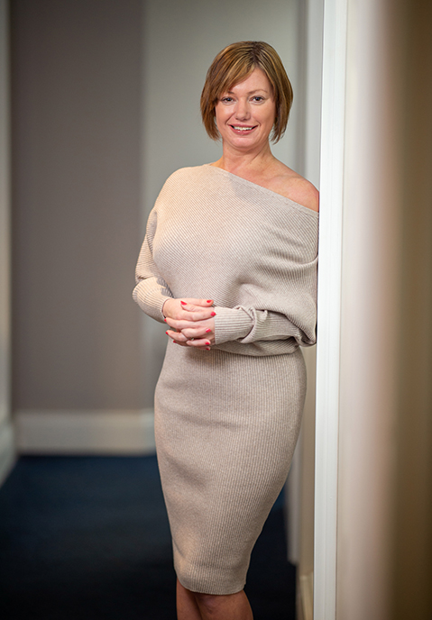 Melanie Hill, owner of Gravity PR